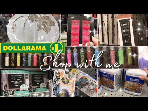 Dollarama Shop With Me