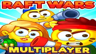 RAFT WARS MULTIPLAYER