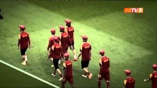 Galatasaray Türk Telekom Arena'da Soma Anıldı