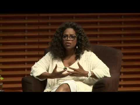 Oprah gifting WISDOM that she learned from a Life Coach, Life ALTERING!   CarolinaAramburo COACHING