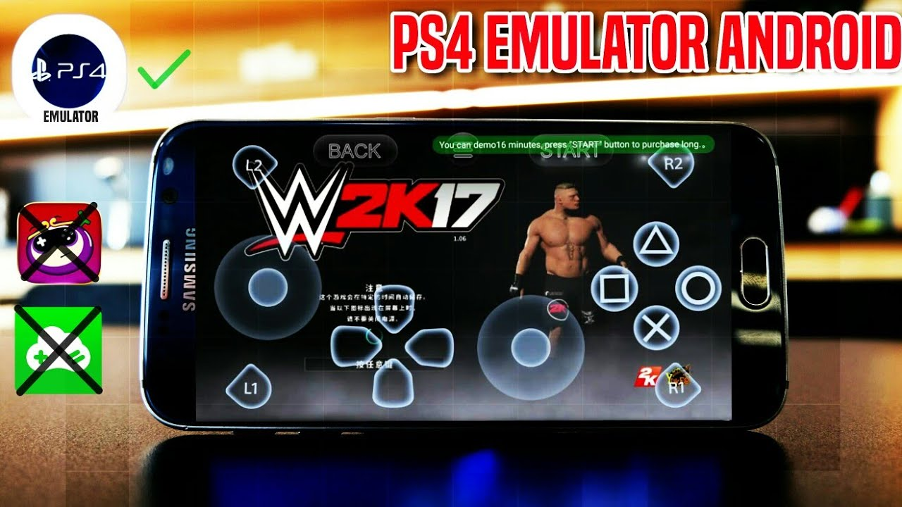 [25MB] How To Download PS4 Emulator For Android | Play Ps4 Games On Android  Without Ps4
