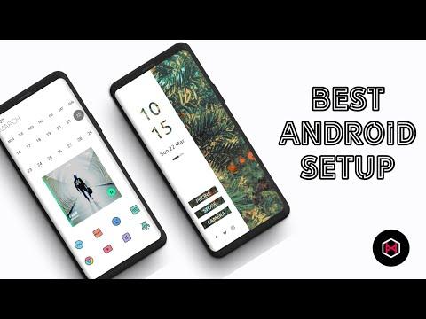 Best Nova Launcher Setup 2020 | Customize your Android Homescreen!