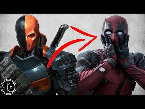 Top 10 Times Marvel Stole From DC
