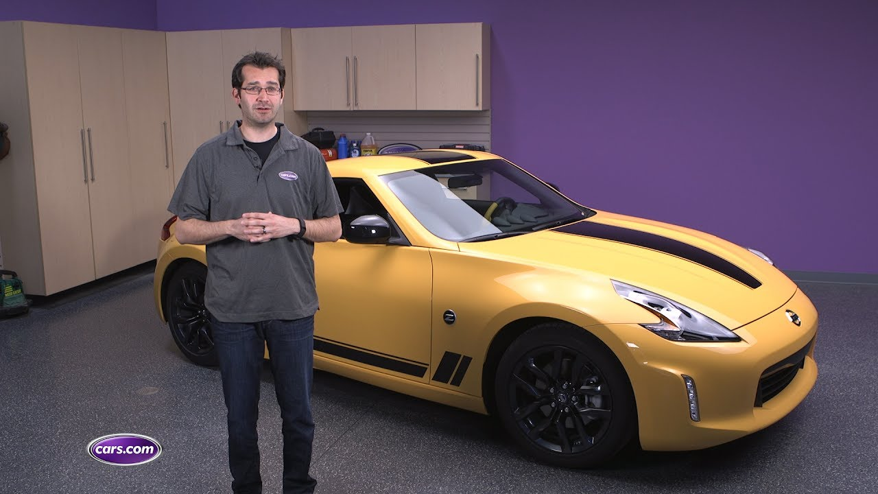 2018 Nissan 370z Heritage Edition Review Youtube