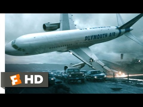 Knowing (2/10) Movie CLIP - Aerial Cataclysm (2009) HD