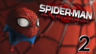 Прохождение Spider-Man: Shattered Dimensions - #2