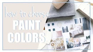 How To Choose Paint Colors | Martin Made Tv