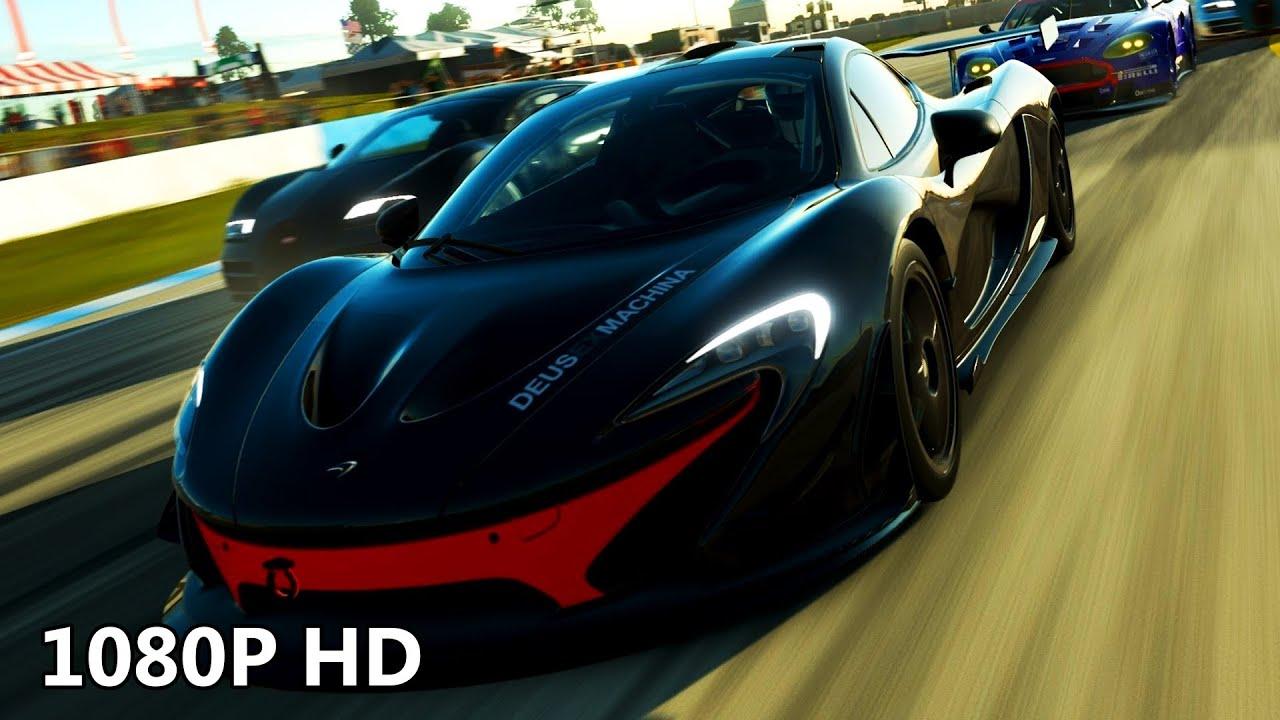 Forza 5 McLaren P1 Amp BMW M3 1080P Livestream XBOX ONE