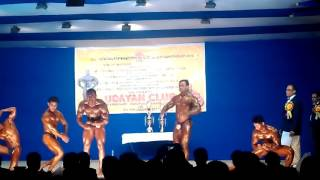 Bodybuilding show champion of the champions##udayan club.