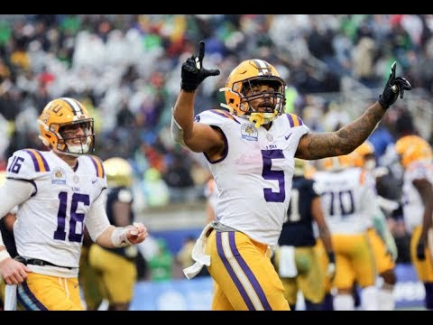 Derrius Guice - LSU Highlights 2017