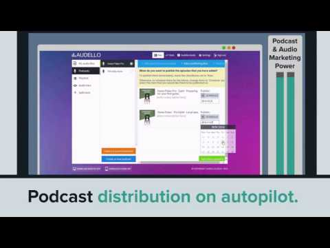 How To Make A Podcast - Use The Best Audio Marketing Software