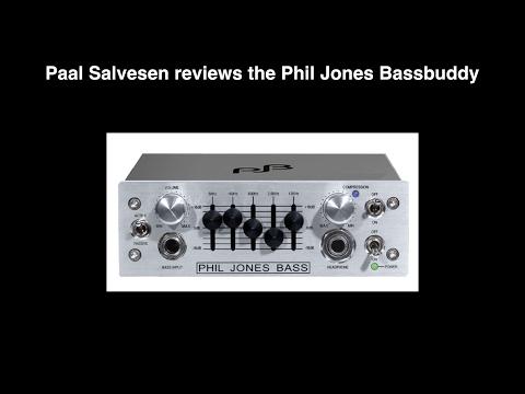 Bass Weekly - Phil Jones Bass Buddy