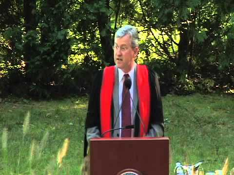 Wellesley College Convocation 2011