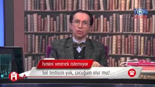 Sol Testisim Yok ! - Tıbbı Seksoloji - HTV Türkiye