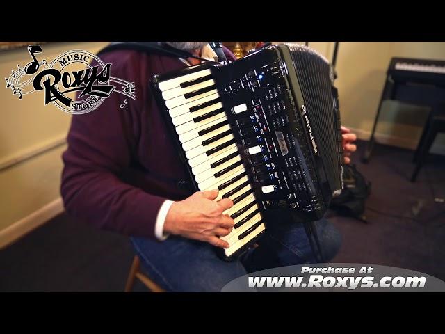 Beer Barrel Polka on the Roland FR 4x