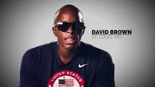 Paralympic Team Trials 2016 | David Brown