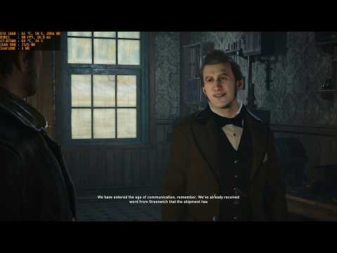 "Assassin's Creed: Syndicate Walkthrough Part 14 - ""Cable News"" 