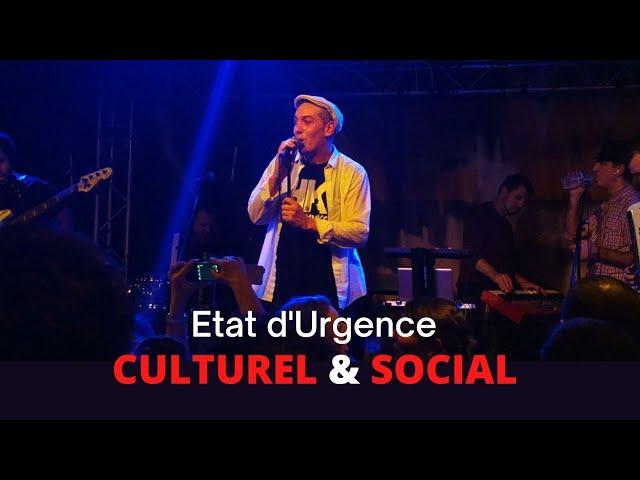 HK à Montpellier : l'État d'Urgence Social et Culturel est déclaré
