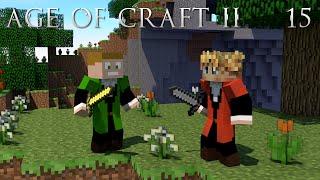 Minecraft - Age Of Craft II ; Episode 15 - La Renaissance ! [ Aventure Modée Évolutive ]