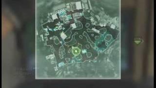 Quad Airstrike+AC130 gameplay