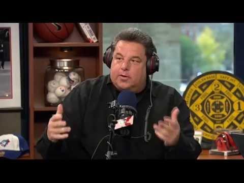Steve Schirripa In-Studio on The Dan Patrick Show (Part 1) 11/12/15