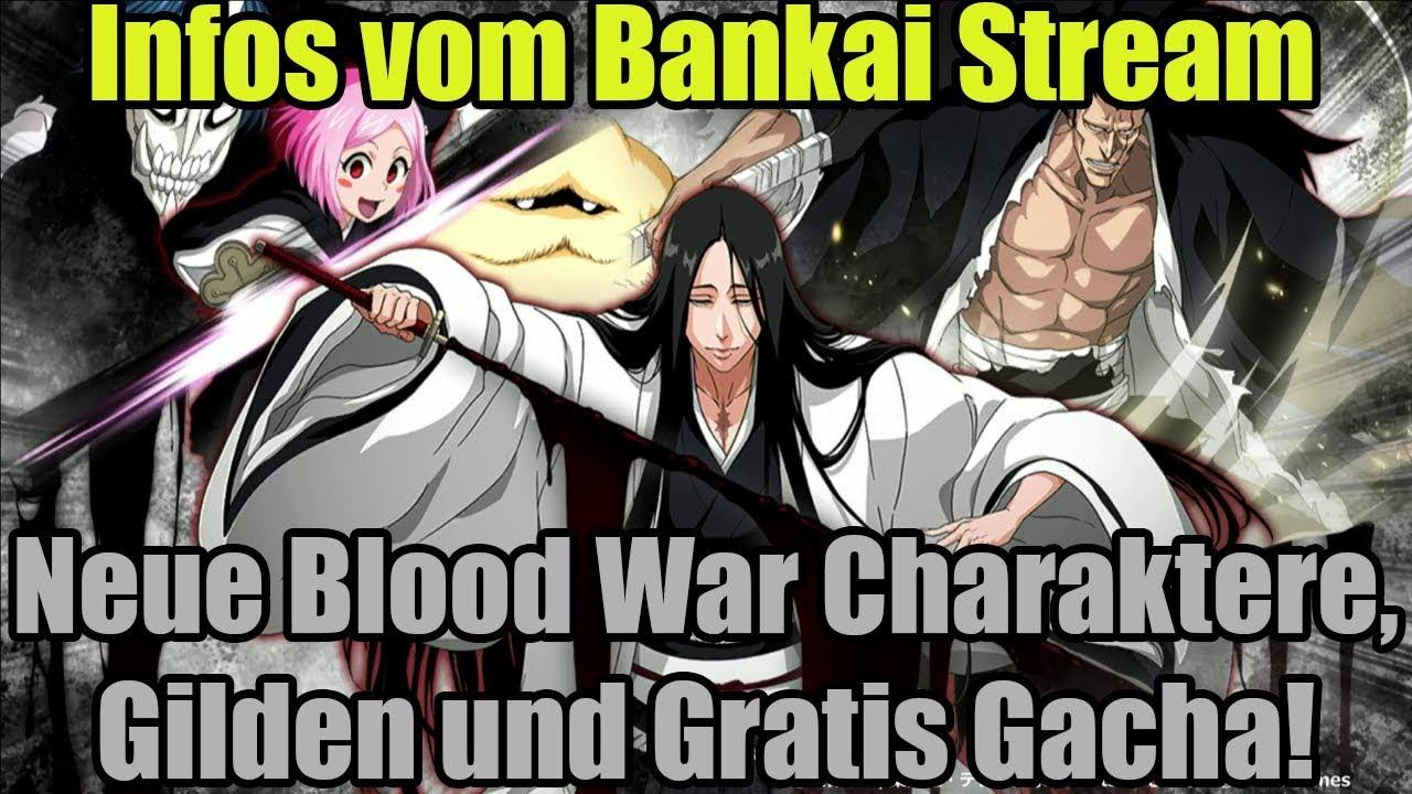 Bleach Stream German