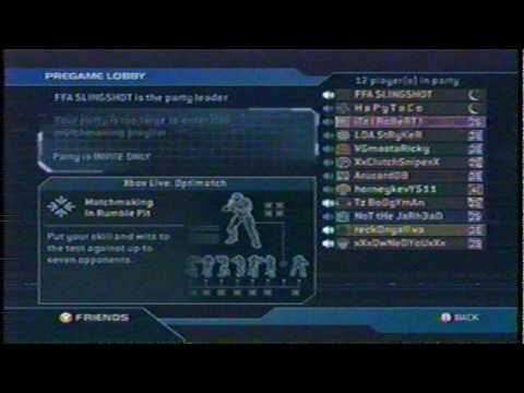 Halo 2 matchmaking mods