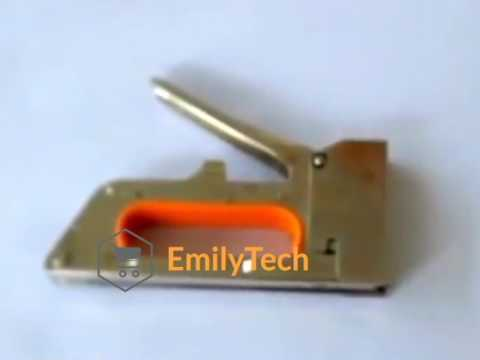 heavy duty tacker staple gun 468mm upholstery stapler