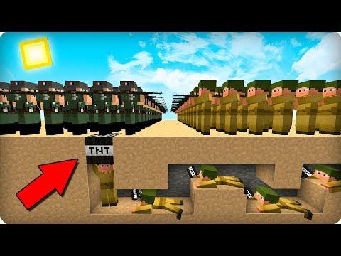 Вторая Мировая Война 2 [ДЕНЬ 7] Call Of Duty в Майнкрафт! Война в Майнкрафт! - (Minecraft - Сериал)