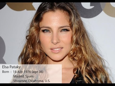 Actress Elsa Pataky Movies List