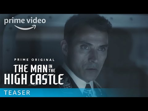 The Man In The High Castle  Season 3   Prime Video