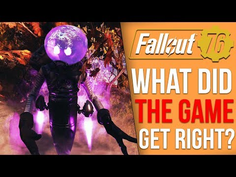 What Fallout 76 Got RIGHT (Mostly) thumbnail