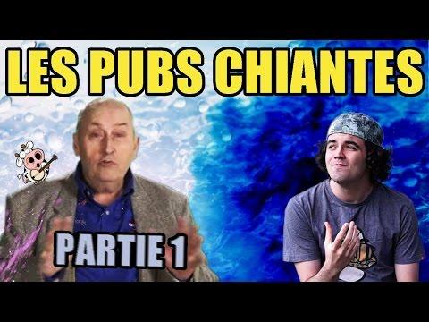 LES PUBS CHIANTES (Partie 1) : L'ANALYSE de MisterJDay