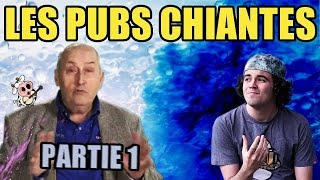 LES PUBS CHIANTES (Partie 1) : L'ANALYSE de MisterJDay thumbnail
