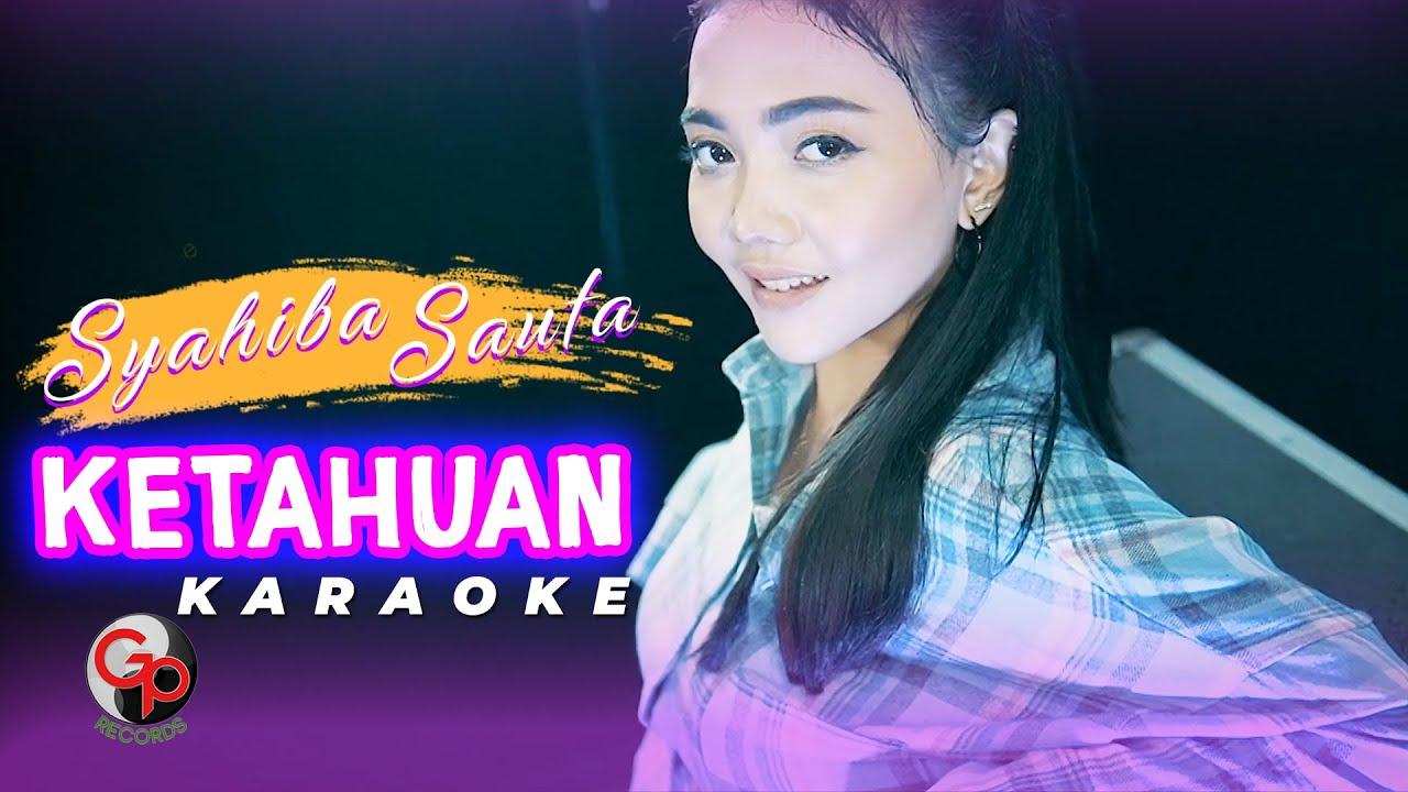 Syahiba Saufa - Ketahuan (Official Karaoke)