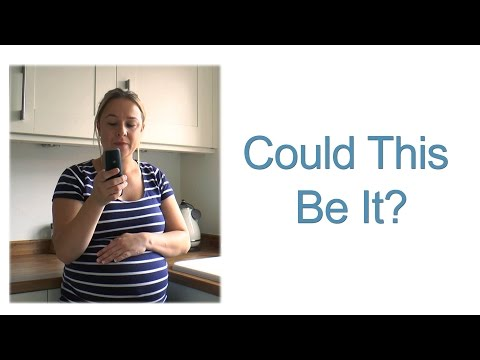 Could This Be It? – Advice for pregnant women before and after birth
