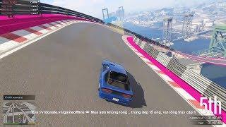 GTA 5 Online - Kéo 500 anh em đi kua ghệ trong GTA V Online =))