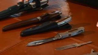 Немецкие ножи Пума (Puma) - Программа