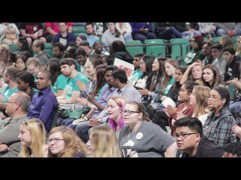 Eastern Michigan University Convocation 2017