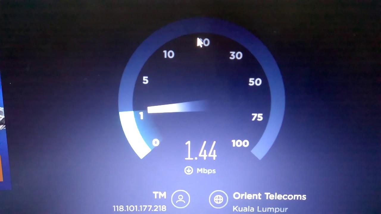 My Wifi Speed Test Slowest Wifi Ever Youtube