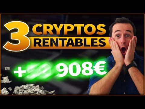 TOP 3 Des Crypto Monnaies Qui Vont EXPLOSER En 2021 !