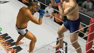 [PS2] Pride FC - Fighting Championships Gameplay