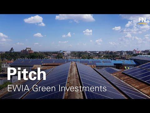 EWIA Green Investments GmbH - Crowdinvesting auf FunderNation