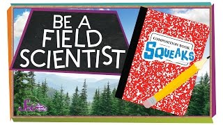 Be a Field Scientist! - #sciencegoals