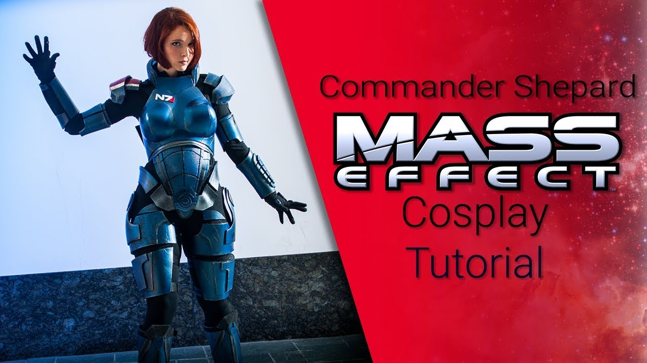 N7 Femshep Armor Walkthrough