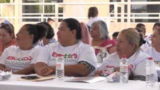 seminario capacitación y prevención a comités vecinales del sur de Hermosillo