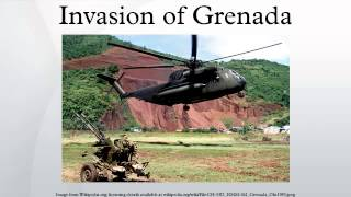 Invasion of Grenada