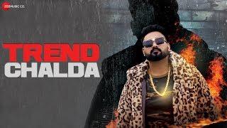 Trend Chalda Official Music | Iffi Khan & Alizey