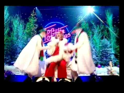 Geraldine - Once Upon A Christmas Song TOTP 25-Dec-2008