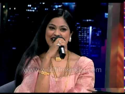 Richa Sharma Sings Dhobi Number One Song